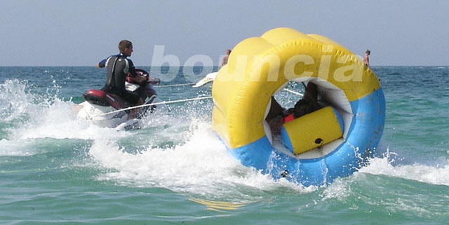 Amazing Games Inflatable Towable Tube For Sea