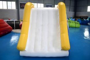 Water Park Inflatable Aqua Slide For Kids