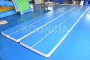 15×2×0.2m Long Tumble Track Inflatable Air Mat For Gymnastics