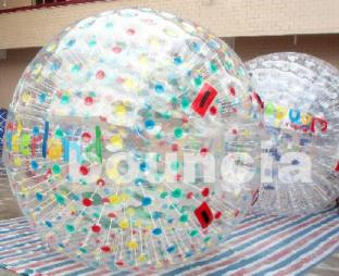 Commercial Grade PVC Inflatable Zorb Ball For Snowfield