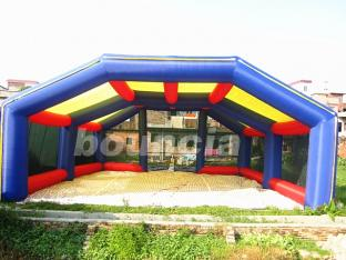 Water Proof Inflatable Paintball Arena For Paintbll Sports