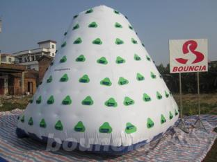Outdoor Inflatable Aqua Iceberg For Water Sports