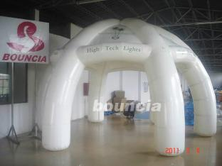 6m Diameter Air Sealed Dome Tent For Outdoor Activity