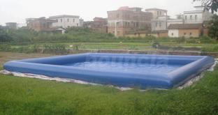 Giant Inflatable Water Pool For Commercial Use