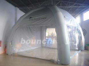 Inflatable Airtight Igloo Clear Tent For Advertsing