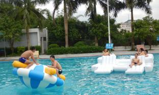 Bouncia New Pool Inflatable Water Sport Games For Sale
