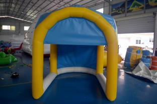 Air Sealed Inflatable Ticket Booth For Water Park