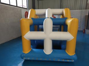 Bouncia Inflatable Water Game Climber
